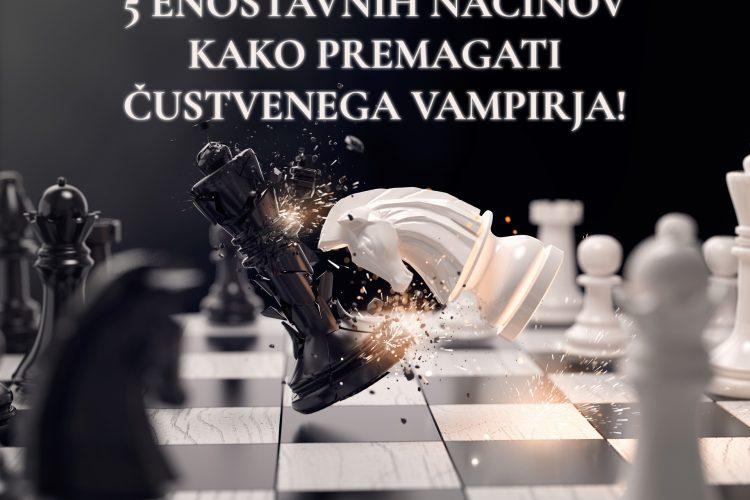 Čustven Vampir