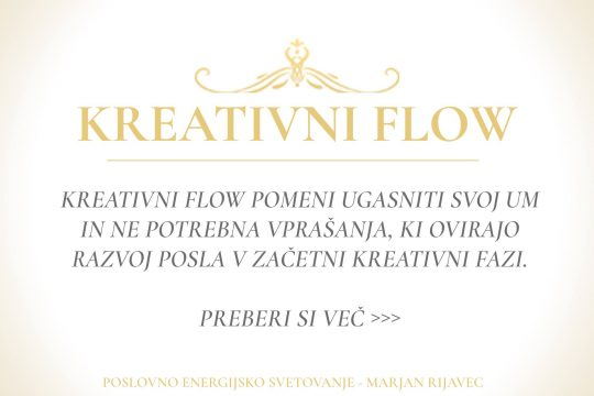 Kreativni flow