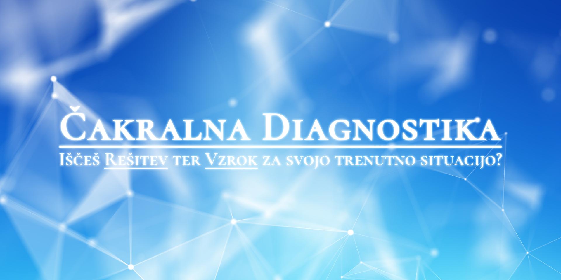 Čakralna diagnostika in energijska čakralna terapija - Marjan Rijavec