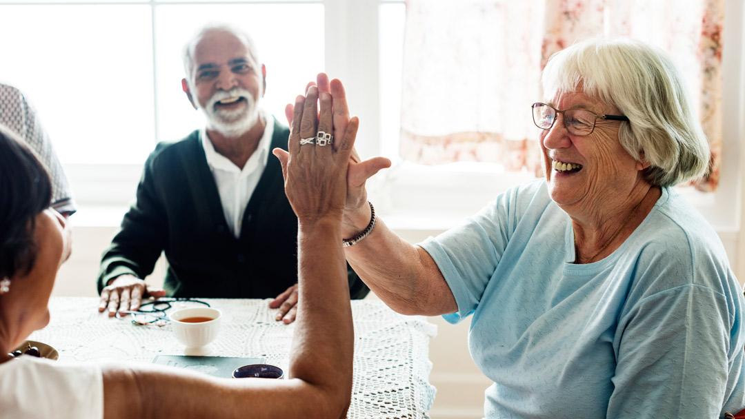 Terapije za seniorje na vrhniki